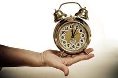 Concepto de la gerencia de tiempo imagen de archivo libre de regalías