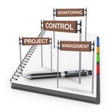 Concepto de la gestión Imagenes de archivo
