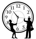 Concepto de la gestión de tiempo Fotos de archivo