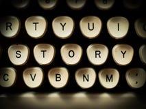 Concepto de la historia imagen de archivo