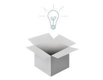 Concepto de la idea Imagenes de archivo