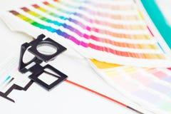 Concepto de la impresión imagen de archivo libre de regalías