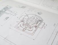 Concepto de la ingeniería imagenes de archivo