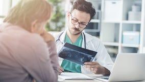 Concepto de la medicina y de la atención sanitaria Fotografía de archivo