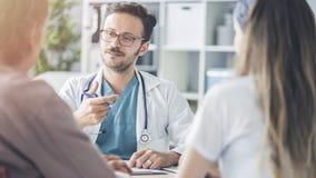 Concepto de la medicina y de la atención sanitaria Foto de archivo libre de regalías