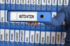 Concepto de la motivación Metas que fijan concepto Imagenes de archivo