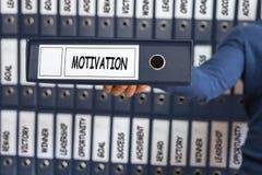 Concepto de la motivación Metas que fijan concepto Foto de archivo