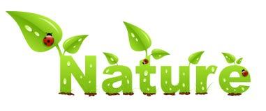 Concepto de la naturaleza libre illustration