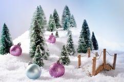 Concepto de la Navidad Fotos de archivo libres de regalías