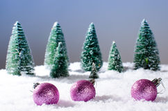 Concepto de la Navidad Imágenes de archivo libres de regalías