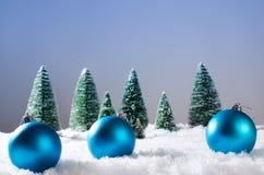 Concepto de la Navidad Imagen de archivo libre de regalías