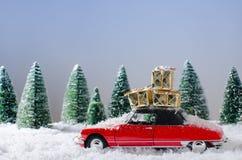 Concepto de la Navidad Fotos de archivo