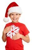 Concepto de la Navidad de las vacaciones de invierno Imagenes de archivo