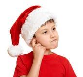 Concepto de la Navidad de las vacaciones de invierno Fotos de archivo