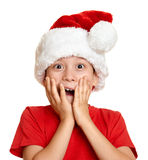 Concepto de la Navidad de las vacaciones de invierno Foto de archivo libre de regalías