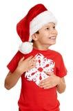 Concepto de la Navidad de las vacaciones de invierno - Foto de archivo libre de regalías