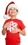 Concepto de la Navidad de las vacaciones de invierno Foto de archivo