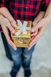 Concepto de la Navidad y del Año Nuevo Fotografía de archivo libre de regalías