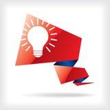 Concepto de la nueva idea Imagenes de archivo