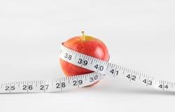 Concepto de la nutrición y de la dieta sana Fotos de archivo