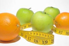 Concepto de la pérdida de peso Foto de archivo libre de regalías
