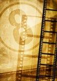 Concepto de la película Imagen de archivo