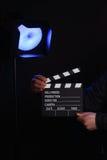 Concepto de la película Foto de archivo