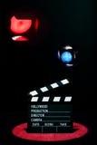 Concepto de la película Imagenes de archivo