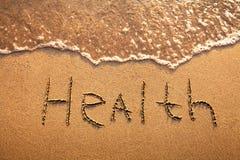 Concepto de la salud Fotos de archivo libres de regalías