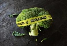 Concepto de la seguridad alimentaria Fotografía de archivo