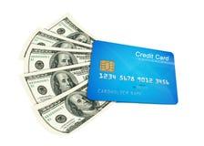 Concepto de la tarjeta de crédito fotos de archivo