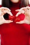 Concepto de la tarjeta del día de San Valentín del St Foto de archivo libre de regalías