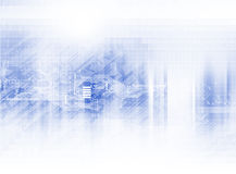 Concepto de la tecnología Imagen de archivo libre de regalías