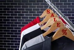 Concepto de la venta de las compras de Black Friday Fotografía de archivo