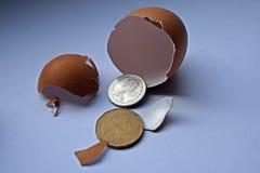 Concepto de las finanzas/de la inversión Fotografía de archivo libre de regalías