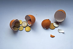 Concepto de las finanzas/de la inversión imagen de archivo libre de regalías