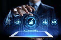 Concepto de las finanzas del negocio del cálculo de las actividades bancarias de la contabilidad que considera foto de archivo