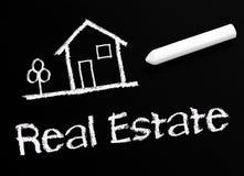 Concepto de las propiedades inmobiliarias Foto de archivo