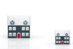 Concepto de las propiedades inmobiliarias Imagen de archivo