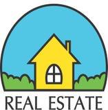 Concepto 6 de las propiedades inmobiliarias Imágenes de archivo libres de regalías