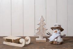 Concepto de las vacaciones de invierno Foto de archivo libre de regalías