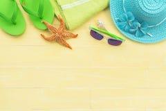 Concepto de las vacaciones de verano y de las vacaciones Imagenes de archivo
