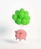 Concepto de los ahorros libre illustration