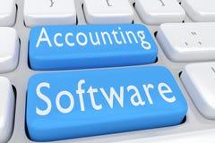 Concepto de los programas informáticos de contabilidad  libre illustration