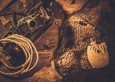 Concepto de los viajeros del mar Imagen de archivo