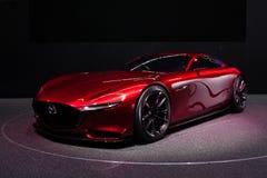 Concepto de Mazda RX-Vison Imágenes de archivo libres de regalías