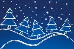 Concepto de Navidad ilustración del vector