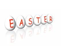 Concepto de Pascua stock de ilustración