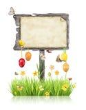 Concepto de Pascua Fotografía de archivo libre de regalías