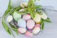 Concepto de Pascua Fotos de archivo libres de regalías